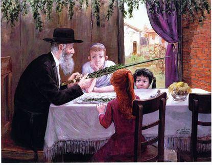 תמונה של מהי העבודה הרוחנית של חג הסוכות?