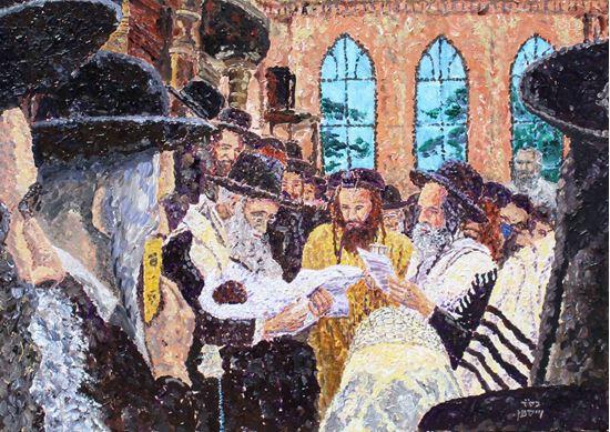 תמונה של סקירה מקיפה על כתבי  רבי לוי יצחק ומאפייניהם