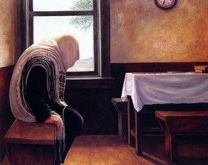 תמונה של ללמוד איך להתפלל