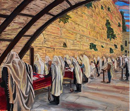 תמונה של התפילה כאומנות